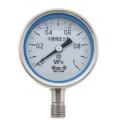 不锈钢耐震压力表Y-100B-FZ